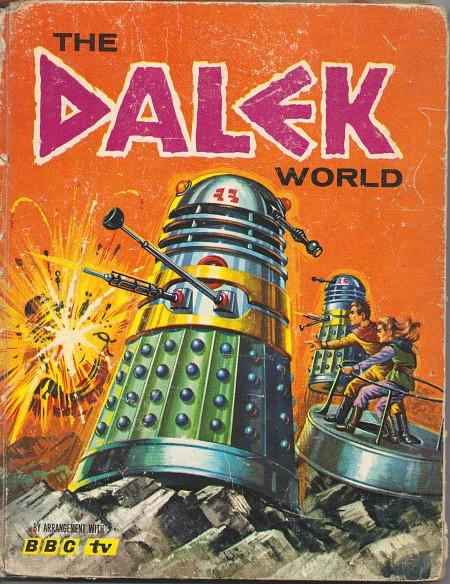 The Dalek World (1965) BBC TV - Souvenir Press Ltd Annual