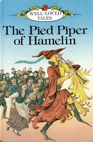 The Pied Piper of Hamelin (1987) - Ladybird Well Loved Tales