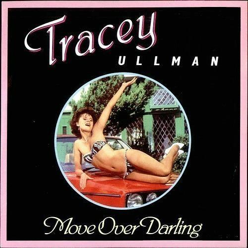 Move Over Darling - Tracey Ullman (1983) UK 7 inch single Stiff Records