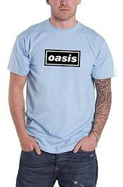 Classic Oasis 90s Logo T-shirt for Men