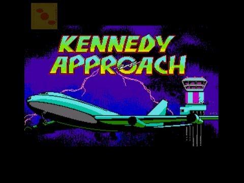 Kennedy Approach Atari ST title screen