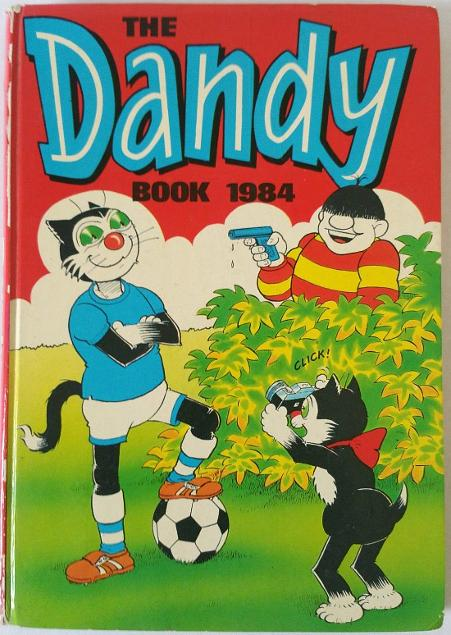 The Dandy Book 1984