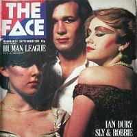 The Face magazine ft. Human League