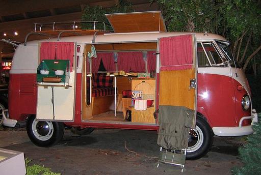 VW Type 2 Camper Van T1 Split Screen