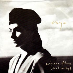 Enya - Orinoco Flow (Sail Away) - Vinyl Single Sleeve