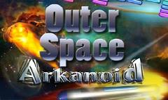 Outer Space Arkanoid Game