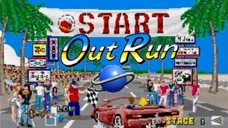 Outrun start screen