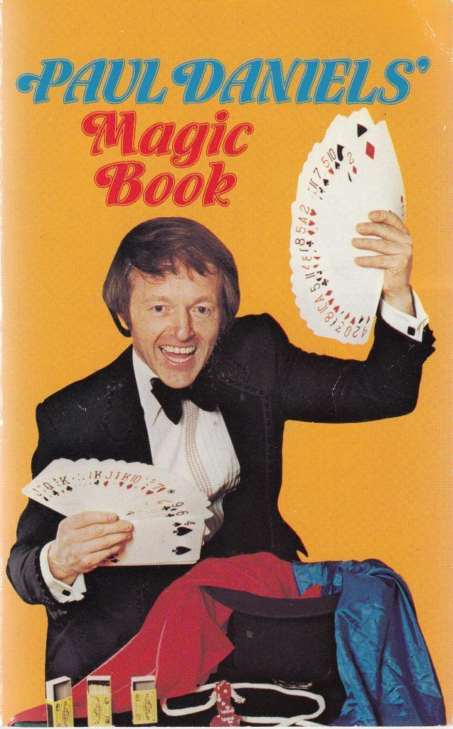 Paul Daniels' Magic Book 1980