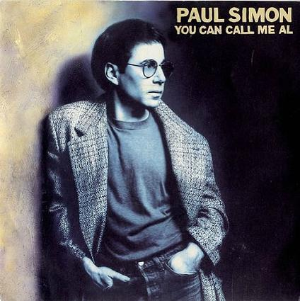 Paul Simon You Can Call Me Al