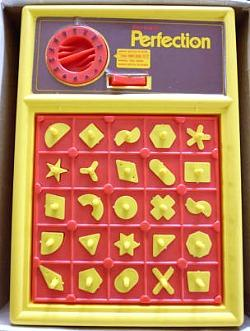 1976 Perfection game by Denys Fisher