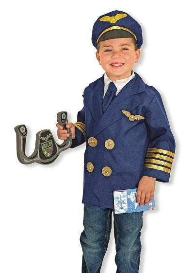 Pilot Costume for Boys