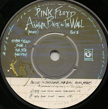 Pink Floyd - Another Brick In The Wall Part II vinyl