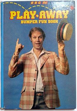 Play Away Bumper Fun Book ft. Brian Cant on the cover