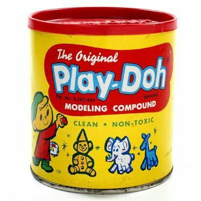 Tub of Play-Doh Original
