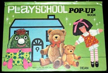 Play School Pop-Up Book (1971)
