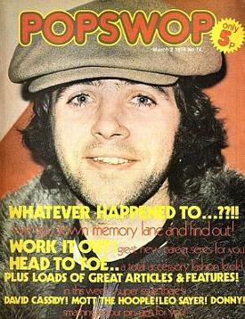 Popswop magazine no.74 - March 1974