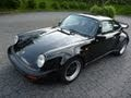 Black Porsche 911 Turbo
