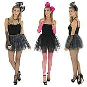 5 Piece Instant 80s Costume Set
