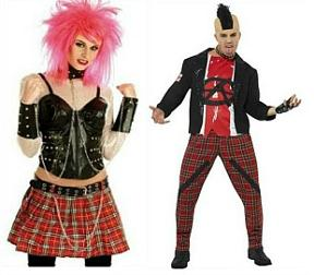 Punk and Gothic Clothing