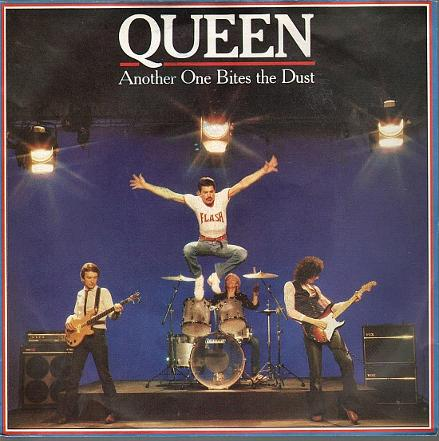 Queen - Another One Bites The Dust (1980) vinyl 7