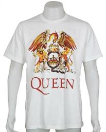 Queen - Rock Band T-Shirt
