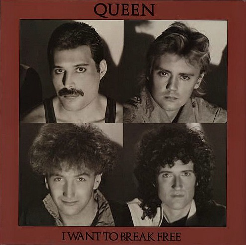 Queen I Want To Break Free 2