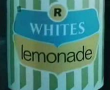 R. Whites Lemonade logo from the 70s