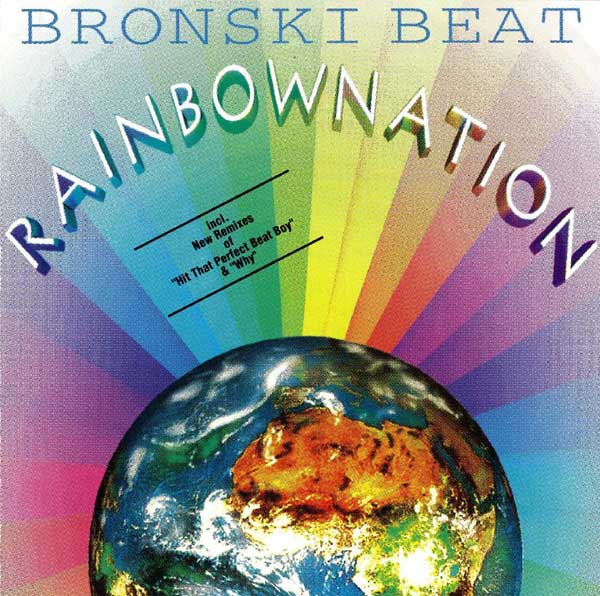Rainbow Nation album by Bronski Beat (1995)