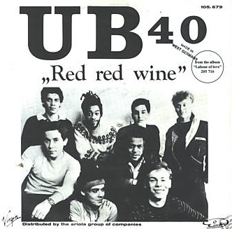 UB40 - Red Red Wine 12