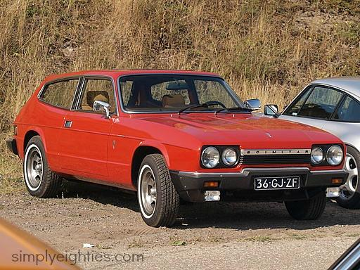 Reliant Scimitar GTE automatic