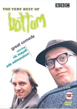 The Very Best of Bottom DVD - Rik Mayall, Ade Edmondson