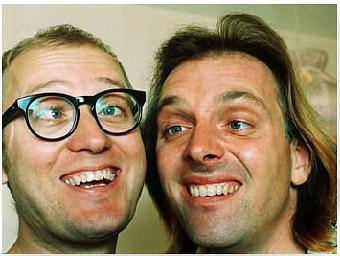 Adrian Edmondson and Rik Mayall - Bottom