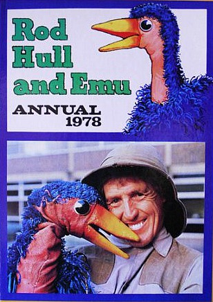 Rod Hull & Emu Annual 1978