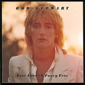 Rod Stewart - Foot Loose & Fancy Free (1977) LP Album Sleeve
