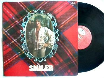 Rod Stewart - Smiler (LP with sleeve from 1974)