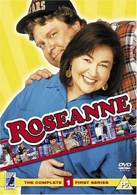 Roseanne (1988 - 1997) starring Roseanne Barr and John Candy