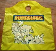 Rumbelows carrier bag