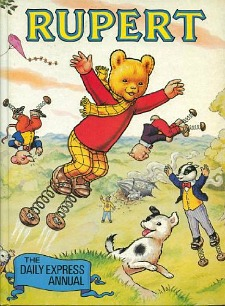 Rupert Annual 1982 - Daily Express