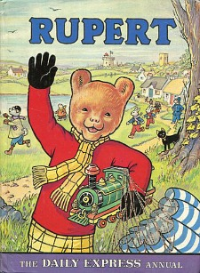 Rupert Annual 1976 - Daily Express