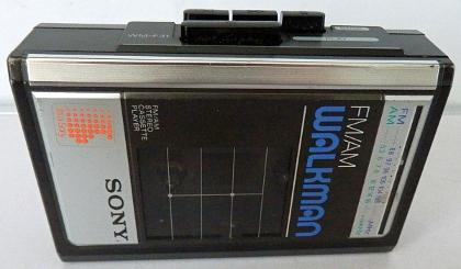 1980s Sony Walkman WM-F31