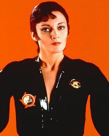 Sarah Douglas as Ursa in Superman II