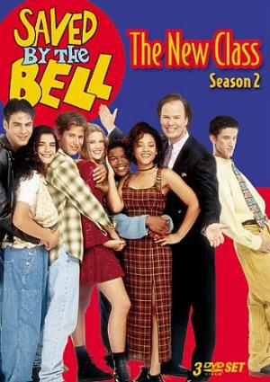 Saved By The Bell - The New Class (ran for seven seasons 1993-2000)
