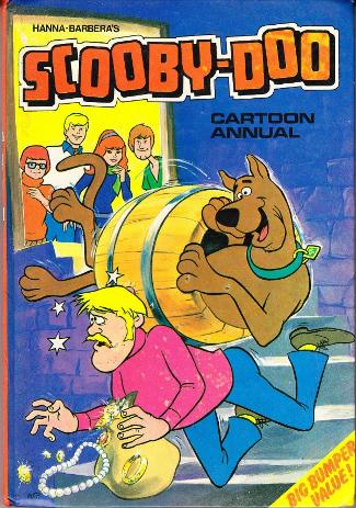 Scooby-Doo Cartoon Annual 1981