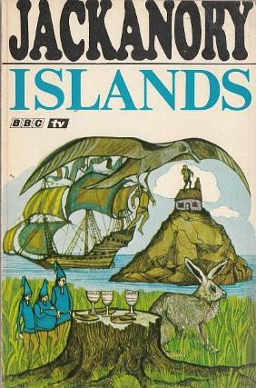 Jackanory Islands by Michael Williams (BBC TV) paperback 1970
