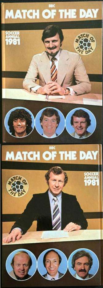 Match of the Day Soccer Annual 1981