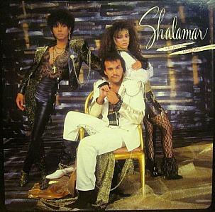 Shalamar - Heartbreak (1984) vinyl LP