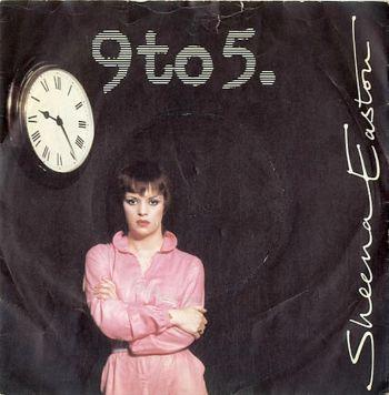 Sheena Easton - 9 to 5 - 1980 UK single