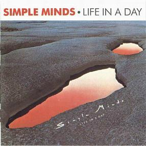 Simple Minds debut album Life In A Day (1979)