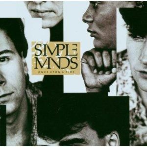 Simple Minds - Once Upon A Time (1985) album sleeve