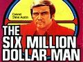 Six Million Dollar Man - Steve Austin toy doll
